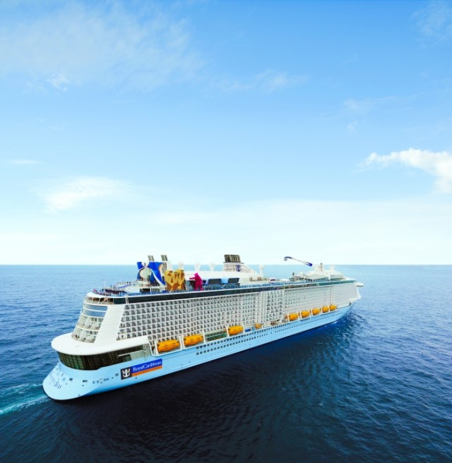 Η Royal Caribbean παραγγέλνει ένα ακόμη πλοίο Quantum-Class