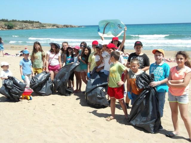 7.000 εθελοντές συμμετείχαν στην Ευρωπαϊκή Ημέρα Καθαρισμού