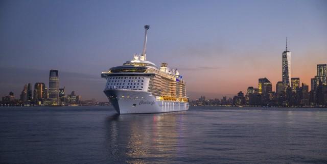 Καταφτάνει στον Πειραιά το τρίτο μεγαλύτερο κρουαζιερόπλοιο στον κόσμο