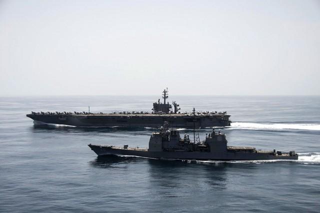 Νέα επίθεση εναντίον πλοίου από το Ιράν