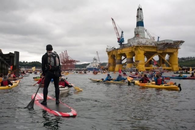 Εξόρυξη πετρελαίου στην Αρκτική; sHellNo !