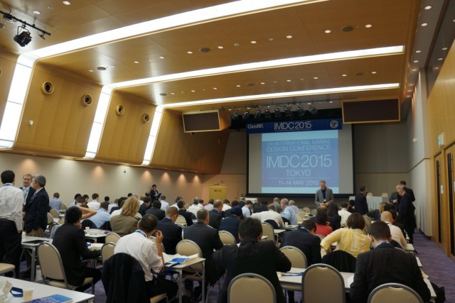 12th International Marine Design Conference wraps up in Tokyo