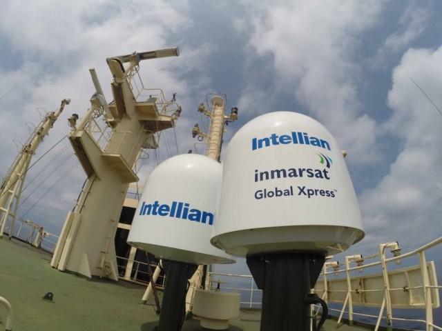 INTELLIAN FleetBroadband Xtra Solution Approved by Inmarsat