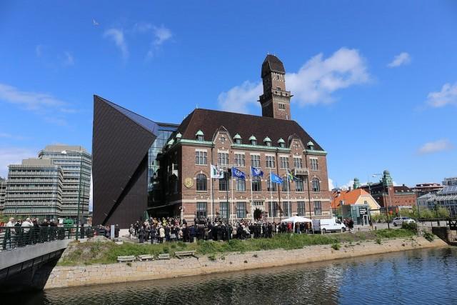 Εγκαινιάστηκε η νέα πτέρυγα του World Maritime University
