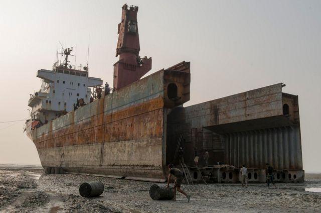 Διαλύσεις πλοίων: Οι πλοιοκτήτες αρνούνται να πουλήσουν στις τρέχουσες διορθωμένες τιμές