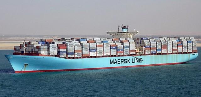 Η Maersk θέτει ψηλά τον πήχη για τη μείωση των εκπομπών διοξειδίου του άνθρακα