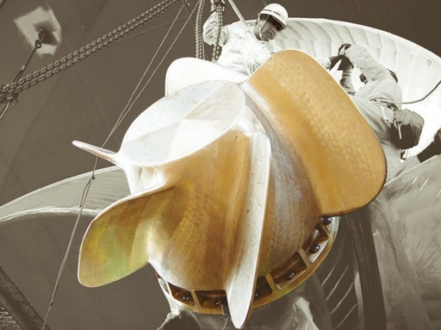 """3.000 παραγγελίες για το καινοτόμο εξάρτημα της MOL για """"πράσινα"""" πλοία"""
