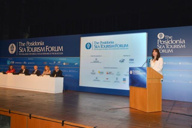 Ηγετικά στελέχη από τις παγκόσμιες βιομηχανίες κρουαζιέρας και yachting στο 3ο Posidonia Sea Tourism Forum