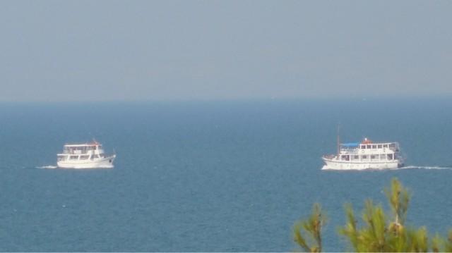 Έναρξη της θαλάσσιας αστικής συγκοινωνίας στη Θεσσαλονίκη