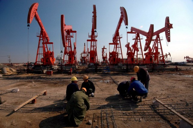 Στα ύψη η παραγωγή πετρελαίου από τον OPEC