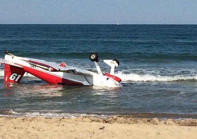 Αεροπορικό δυστύχημα στην Ιταλία