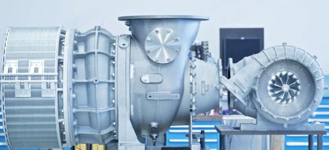 ABB Power2® turbochargers take the pressure to boost efficiency