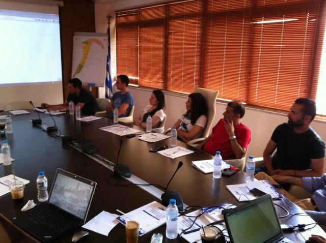 ΟΛΗΓ: Παρουσίαση των δράσεων που πραγματοποιήθηκαν στο πλαίσιο του έργου MED-PCS