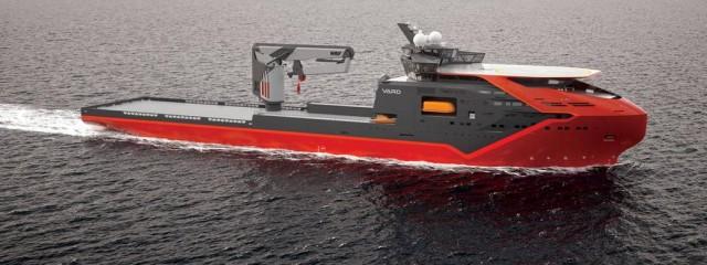 Νέο πρωτοποριακό σχέδιο πλοίου από τη VARD