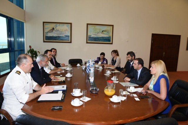 Διμερής ναυτιλιακή συνεργασία Ελλάδας-Κύπρου