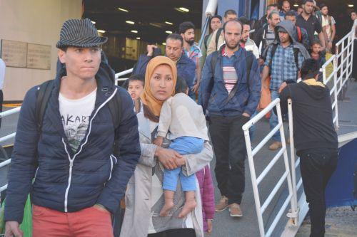 Αύξηση καταγράφουν τα αιτήματα για παροχή ασύλου το 2015