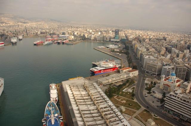 Παραμένει ισχυρό το ενδιαφέρον της APM Terminals για τα ελληνικά λιμάνια