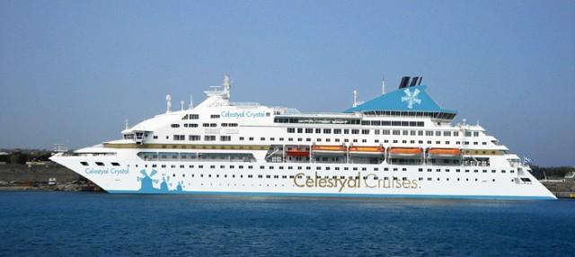 Mία μαγευτική εν πλω συναυλία από τη Celestyal Cruises