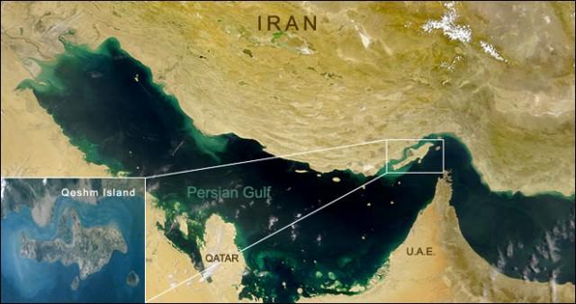 Νέος λιμένας σε τοποθεσία-κλειδί για το Ιράν