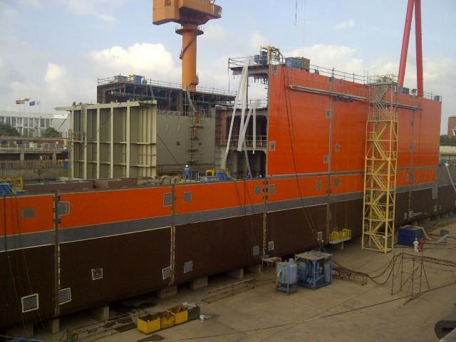 Συμφωνία Κίνας-Βελγίου για την πρώτη πλωτή μονάδα LNG