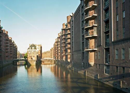 Μνημεία παγκόσμιας κληρονομιάς στο λιμάνι του Αμβούργου