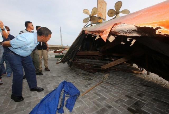 59 οι νεκροί από την ανατροπή του πορθμείου στις Φιλιππίνες
