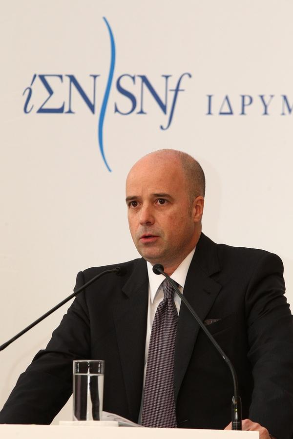 Ίδρυμα Σταύρος Νιάρχος: Νέα πρωτοβουλία αντιμετώπισης της κρίσης στην Ελλάδα
