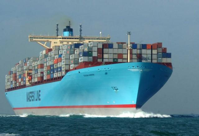 Deal $1,1 δις της Maersk για ναυπηγήσεις