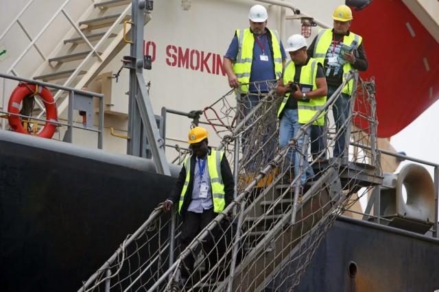 ITF: Στο στόχαστρο πλοία σε Μαύρη και Κίτρινη Θάλασσα