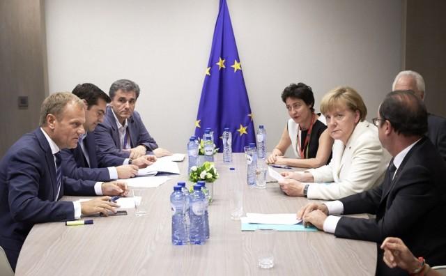 Ομόφωνη συμφωνία για την Ελλάδα. Το Grexit είναι πλέον παρελθόν