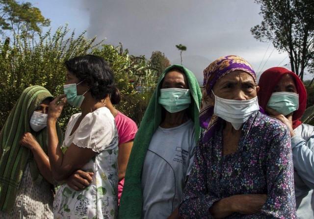 Ανησυχία στην Ινδονησία από την έκρηξη ηφαιστείου στο Μπαλί