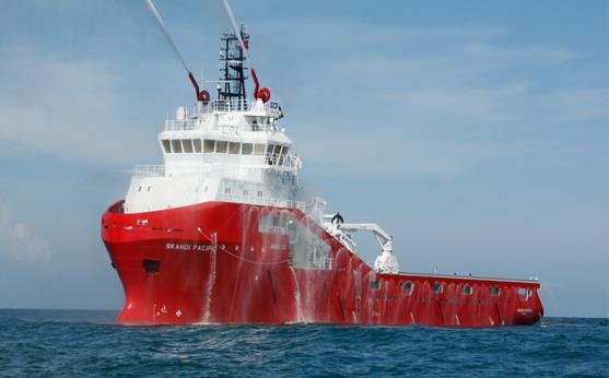 """Νεκρός ναυτικός στο πλοίο υποστήριξης """"Skandi Pacific"""""""