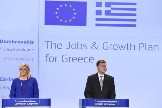 Νέο ξεκίνημα για την απασχόληση και την ανάπτυξη στην Ελλάδα: Η Επιτροπή κινητοποιεί άνω των 35 δις. ευρώ