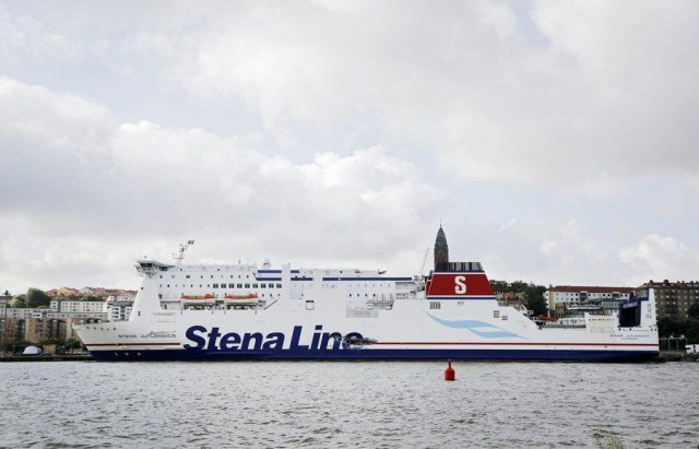 Ferry collides with tanker off Sweden