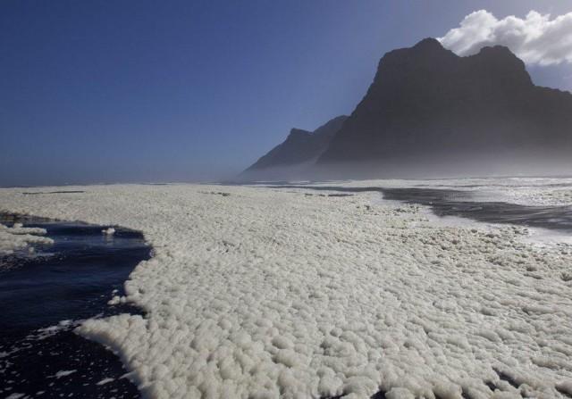Σφοδρή κακοκαιρία στη Νότια Αφρική