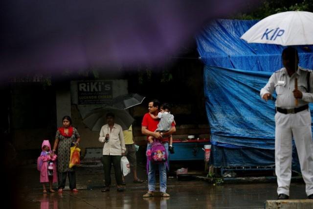 Βαρύτατοι μουσώνες πλήττουν την ινδική χερσόνησο