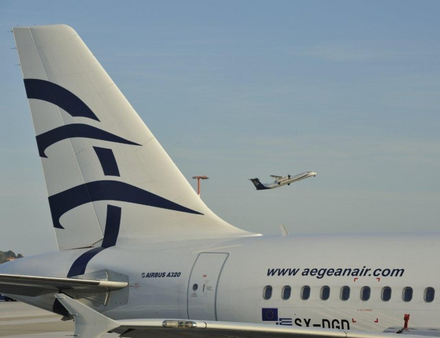 H Αegean Airlines συνδέει την Αθήνα με τo Ριάντ και την Τεχεράνη