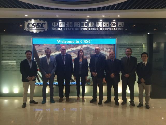 Επιχειρηματική αποστολή της HEMEXPO  στην Κίνα