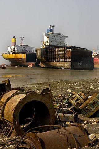Μηδενική η δραστηριότητα στα διαλυτήρια λόγω της έλλειψης προσφοράς πλοίων