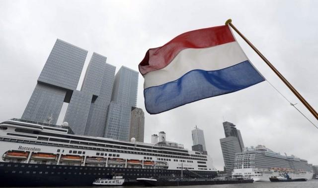 Άνοδος της εμπορικής κίνησης του Ρότερνταμ
