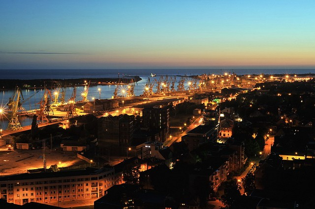 Η Ουκρανία (ανα)ζητά νέες θαλάσσιες οδούς προς και από τη Βαλτική