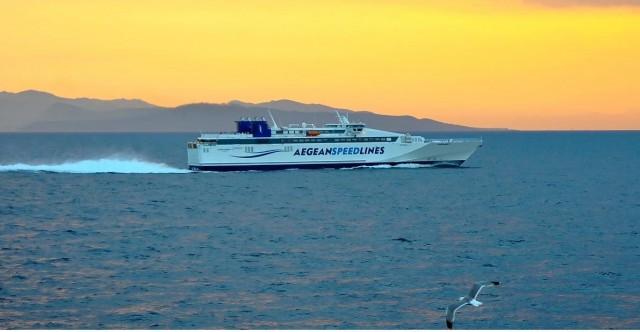 Έκπτωση 20% σε δρομολόγια της Aegean Speed Lines