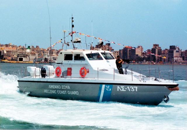 Προσάραξη φορτηγού πλοίου στα Κύθηρα με οκταμελές πλήρωμα