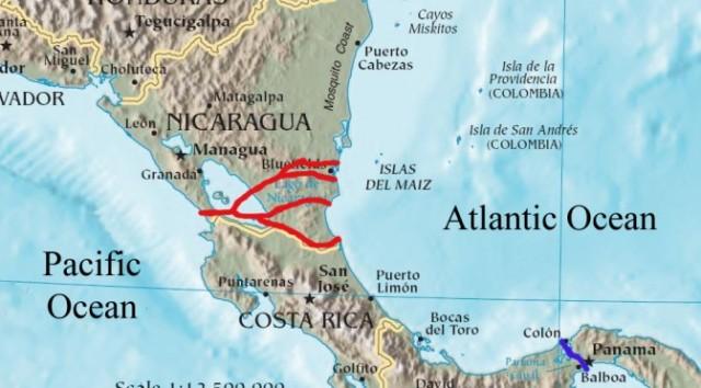 Διώρυγα Νικαράγουας: Έναρξη εργασιών στο τέλος του έτους