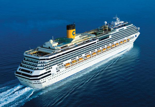Η Costα Cruises ναυπηγεί τα μεγαλύτερα κρουαζιερόπλοια του πλανήτη