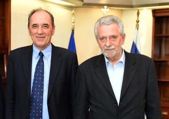 Σε καλό κλίμα η συνάντηση Ι. Σταθάκη και Θ. Δρίτσα με εκπροσώπους της ΕΕΕ