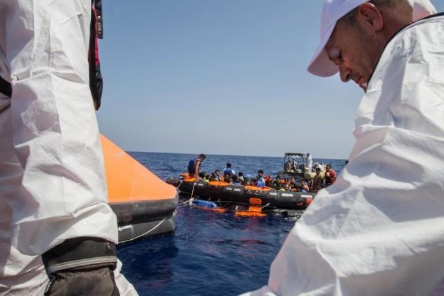 Νέα τραγωδία με μετανάστες στη Μεσόγειο