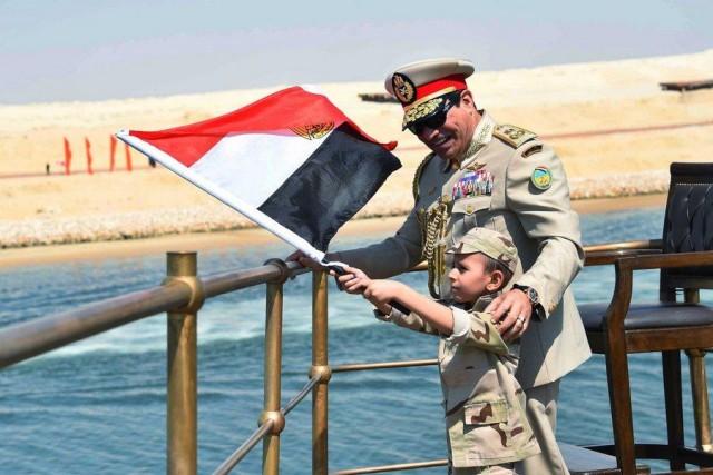 Διώρυγα του Σουέζ: Πυλώνας οικονομικής στήριξης της Αιγύπτου