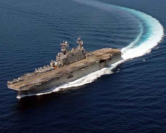 Αφήστε τις διεθνείς θάλασσες ελεύθερες: ο υπ. Εξωτερικών των ΗΠΑ προειδοποιεί το Πεκίνο