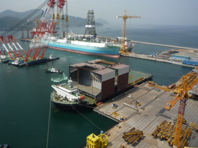 Η Ρωσία φιλοδοξεί να κατασκευάζει εφεξής 85 εμπορικά πλοία το χρόνο